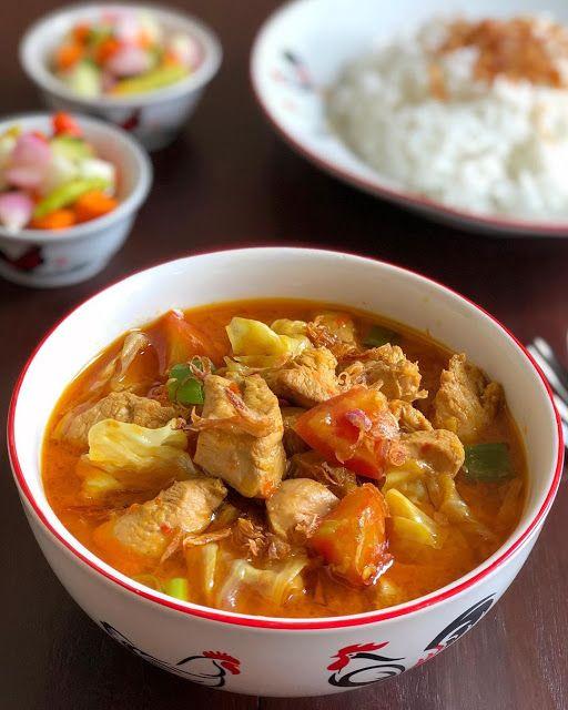 Tongseng Ayam Mercon, Pedas Nikmat Bikin Lupa Diri