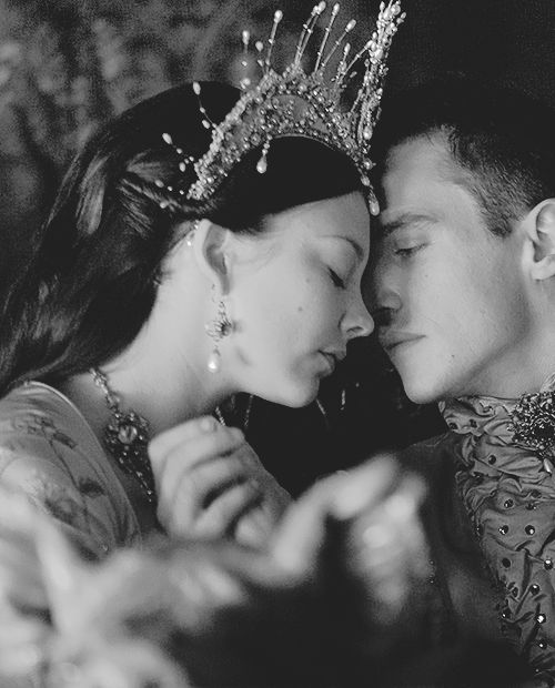 The Tudors. Anne and Henry.