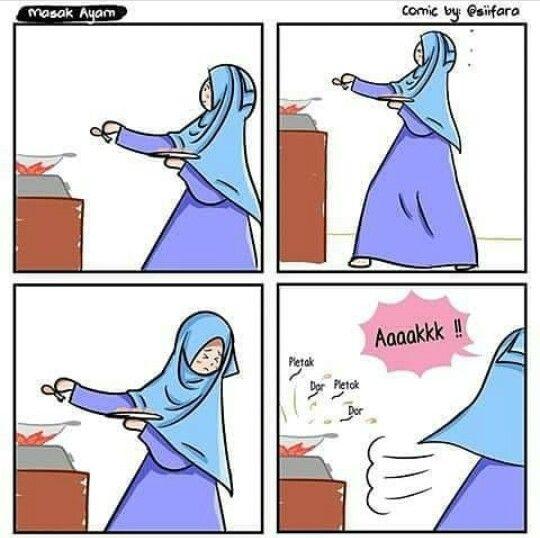 Semua Perempuan Pasti Perna Ngalamin Kartun Lucu Meme Lucu