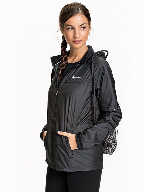 nike vapor jacket nike schwarz jacken sportbekleidung damen mode online. Black Bedroom Furniture Sets. Home Design Ideas