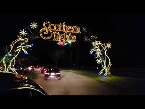 Commercial Christmas Drive Thru Light Show Christmas Light Show Commercial Holiday Decor Holiday Lights