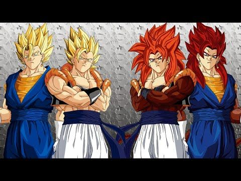 Vegetto Vs Gogeta Quien Gana Play Over Youtube Dragon Ball Z Dragon Ball Ultimate Warrior