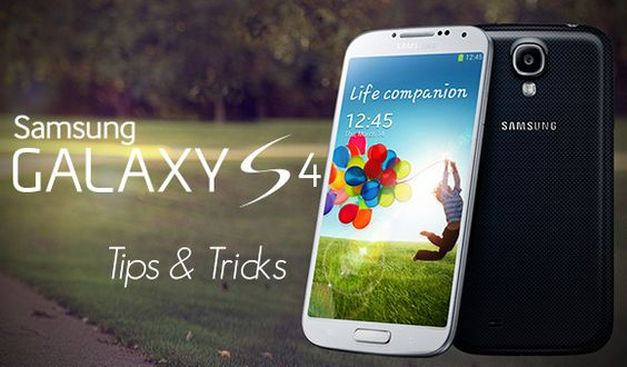 25 Samsung Galaxy S4 Tips & Tricks @Alisa Gomez since you didn't even know how to screen shot lol