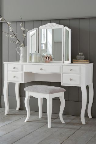 Buy marielle dressing table from the next uk online shop for Cheap matching bedroom furniture