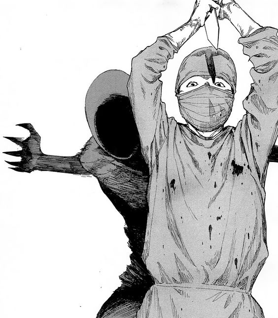 Mangareader Horror: Ajin- All The Creepy Fun You Could Ever Hope For In A