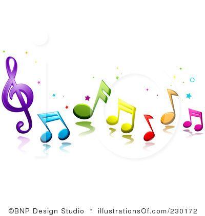 music clip art