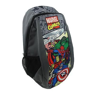 #Marvel #comics urban rucksack #backpack bag new,  View more on the LINK: http://www.zeppy.io/product/gb/2/401204680210/