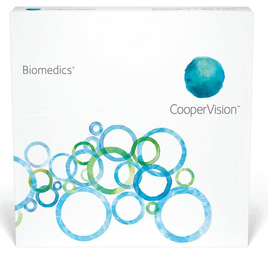 The Biomedics family of contact lenses delivers time-after-time performance that you can rely on – and outstanding value right across the range. | CooperVision® #coopervision #biomedics