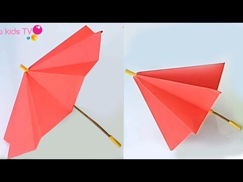 origami umbrella easy – Compe-GPS: Bamboo Products Review | 360x480