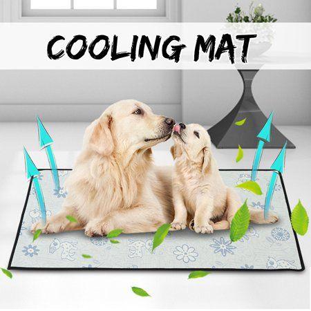 Pets Pet Cooling Mat Sleeping Dogs Dog Friends