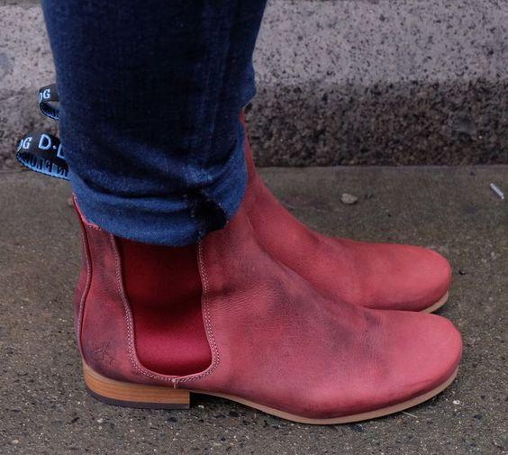 Fluevog shoes RCI boots