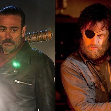 Hot: The Walking Dead: Jeffrey Dean Morgan sizes up a Negan vs. Governor battle