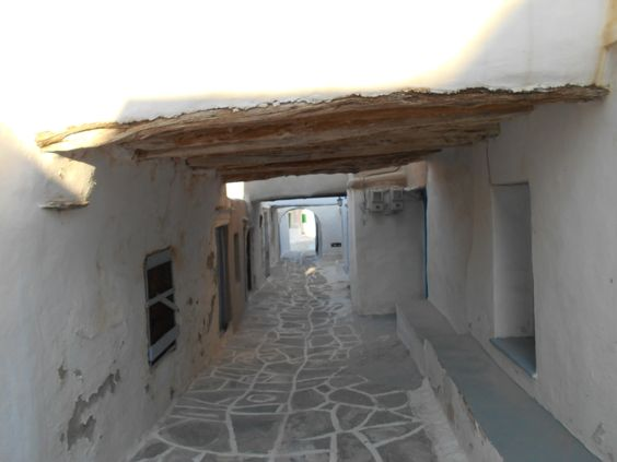 Sifnos, Castro village