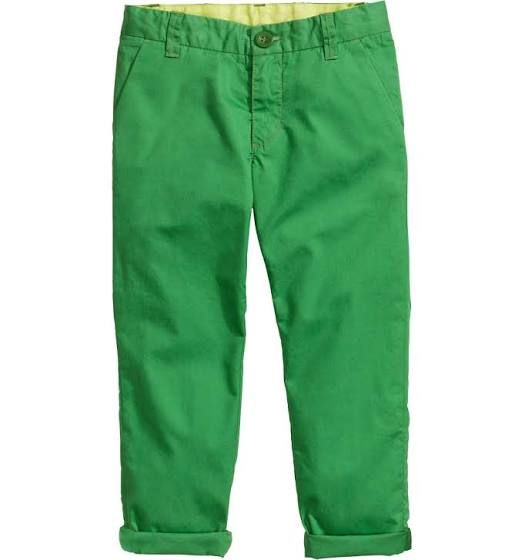 Green Pants For Kids - Jon Jean