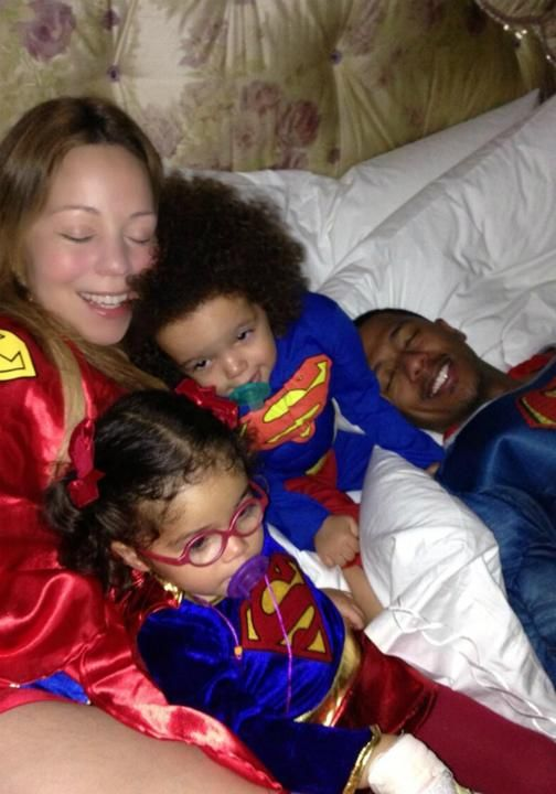 Mariah Cannon | Halloween couples Mariah Carey Nick Cannon | Halloween Couples: Our ...