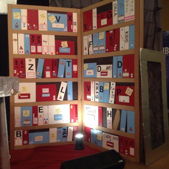 Agency D3.   Evidence Vault: Vbs Ideas, Agency D3 Vbs, 3D Vbs, Bridgekids Vbs, Closets Stacked, Church Vbs, 2014 Vbs