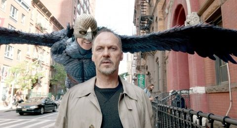 Birdman y la maravillosa y genial virtud de la ignorancia or (the unexpected virtue of the ignorance), 2013, Alejandro González Iñárritu