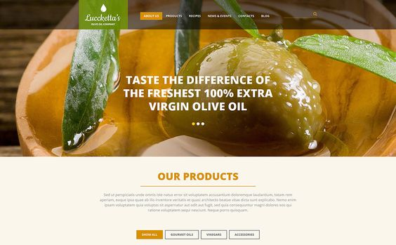 Olive Oil Production Joomla Template - Food & Drink Templates  #Additional_Advanced_Theme_Options #Alternative_Module_Layouts #Back_To_Top_Button #Commenting_System #Crossbrowser_Compatibility #Dropdown_Menu #Favicon #Google_Map #Google_Web_Fonts #Modules_Bundle_Install #Quickstart_Package #Sample_Content #Sliced_PSD #Social_Options #Sortable_Gallery #Tooltips Link: https://goo.gl/WQLQV9