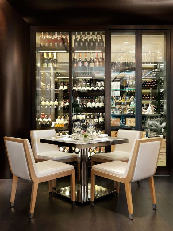 Hawksworth restaurant vancouver interior design by