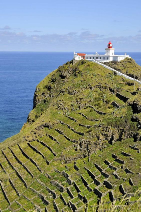 FAROIS DOS AÇORES - Pesquisa Google - Farol de Gonçalo Velho, Santa Maria, Açores