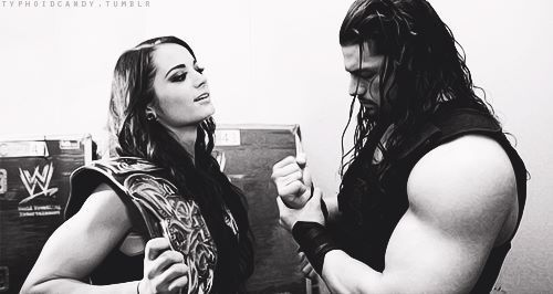 Wwe Paige And The Shield