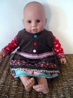 ruelliswelt: FreeBook ARWEN in Puppengröße