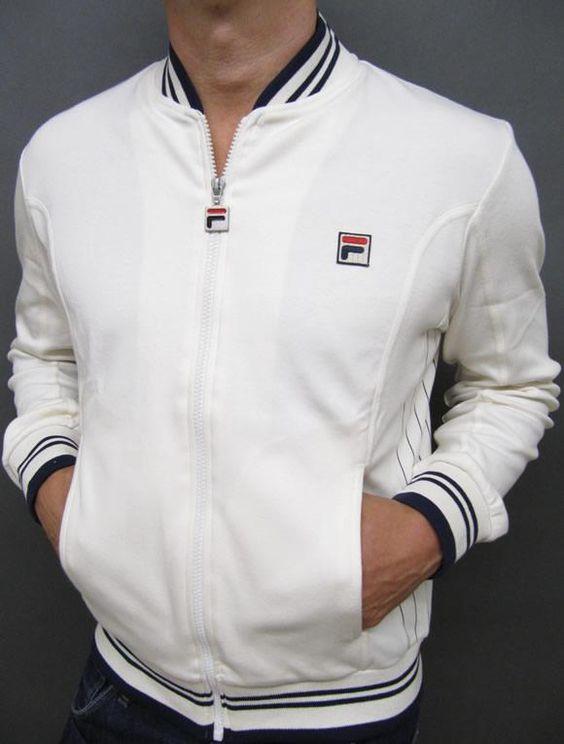 borg track jacket