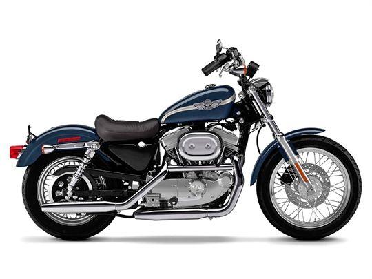Harley-Davidson Sportster 883 Hugger (2002)