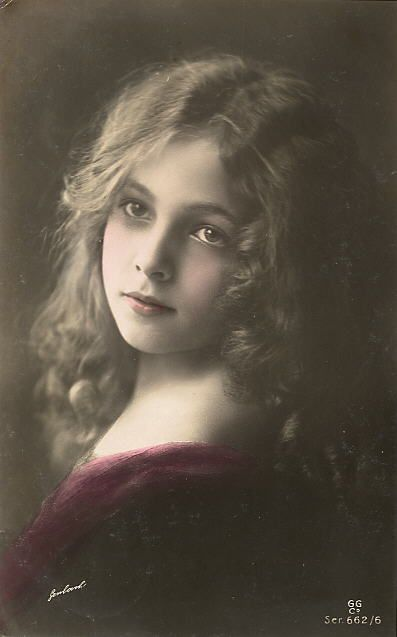 beautiful portrait of Victorian girl | History | Pinterest ...