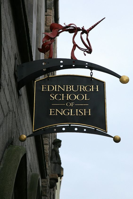 Edinburgh School Of English | by nick-m