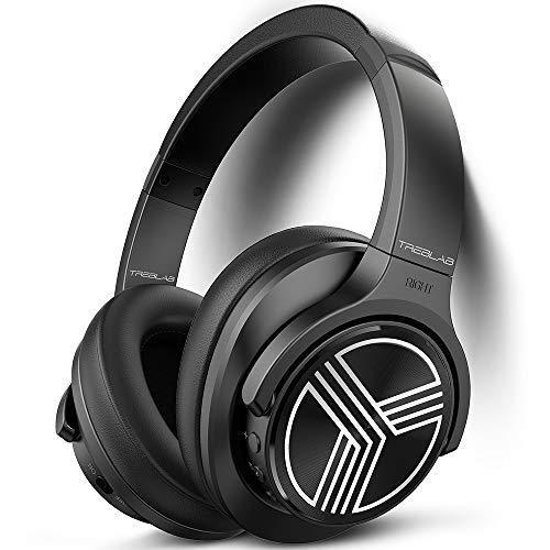 Treblab Z2 Ultra Premium Over Ear Wireless Headphones Hyperhd Sound High End Bluetooth 5 0 Stereo Aptx Ac Wireless Headphones Workout Headphones Headphones