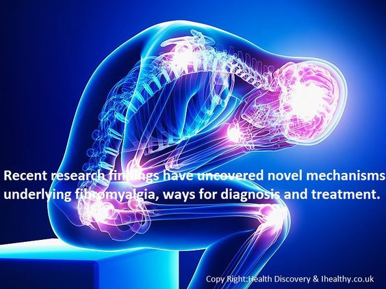 recent research findings have uncovered novel mechanisms underlying fibromyalgia, ways for diagnosis and treatment.