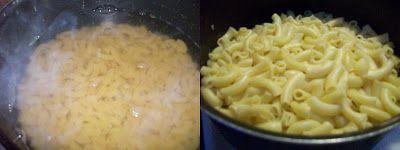 What's for dinner, mama?: American Chop Suey (aka Chili Mac)