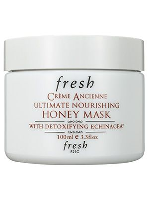 Fresh Cr�me Ancienne Ultimate Nourishing Honey Mask Review: Skin Care: allure.com