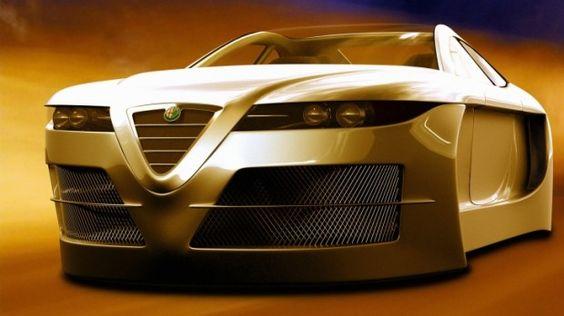 Alfa Romeo Spix front HD Wallpaper