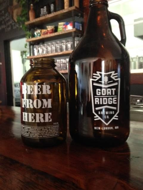 New London, MN has more than just unique shopping; check out their latest edition...Goat Ridge Brewing Co.! #WillmarLakesArea