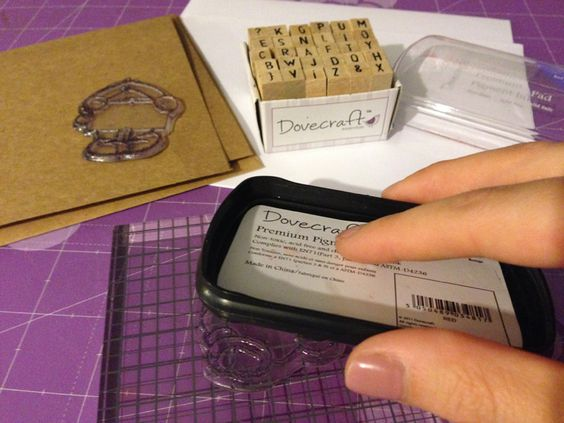 5 Stamping Top Tips - Trimcraft