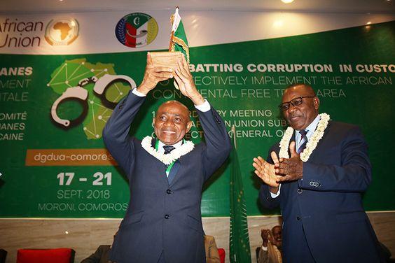 Douanes: Les Comores assument la présidence du sous-comité des DGD de l'UA