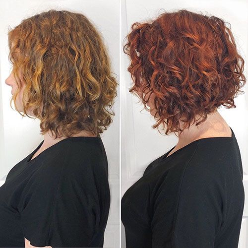 37 Best Hairstyles For Short Curly Hair Trending In 2019 Short