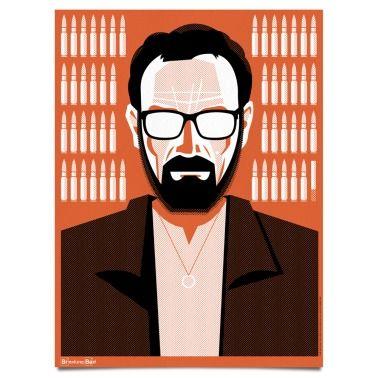 "Mr Lambert 18x24"" Poster - Second Edition"