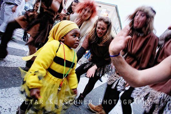 Carnival in Rijeka, Croatia, one of the biggest in the world ;)