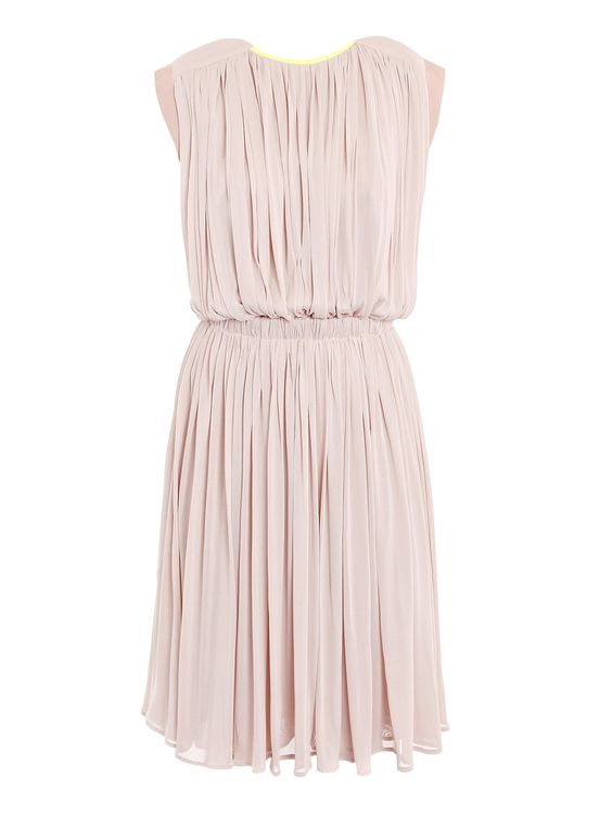 pleated grecian perfection