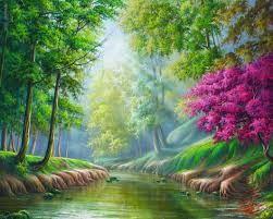 paisagens naturais Wendell Wel