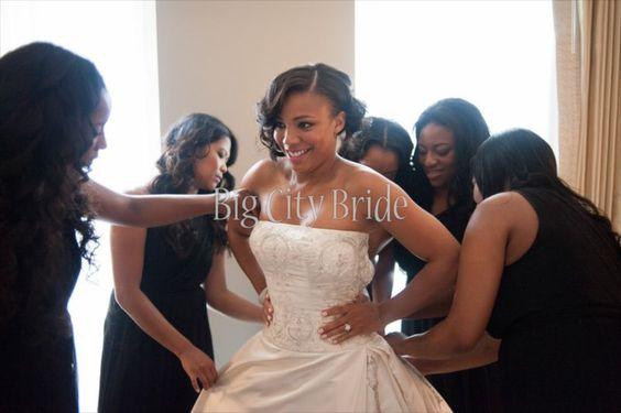 Real Wedding: S + E #bigcitybride wedding planning Photographer: Gerber & Scarpelli
