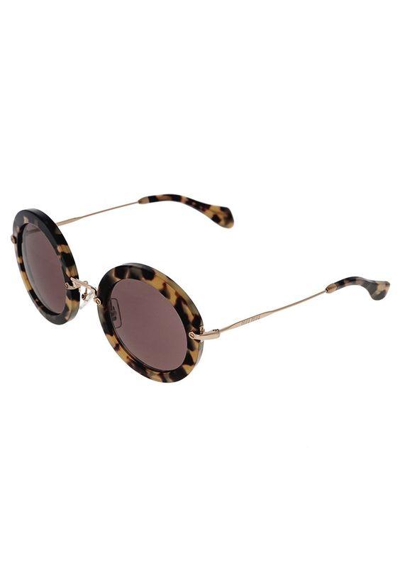 Miu Miu Sonnenbrille honey Premium bei Zalando.de | Premium jetzt versandkostenfrei bei Zalando.de bestellen!