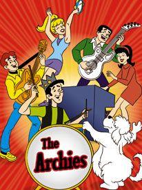 Archies serie animada de los 70: