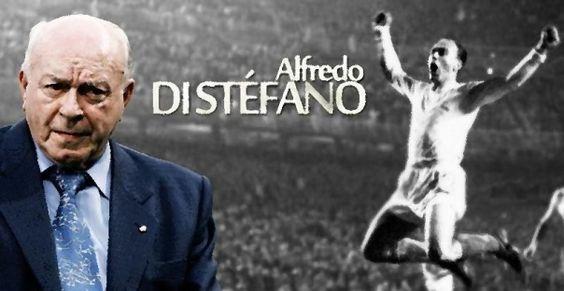 RedTheos24: Αντίο στον Αλφρέδο Ντι Στέφανο