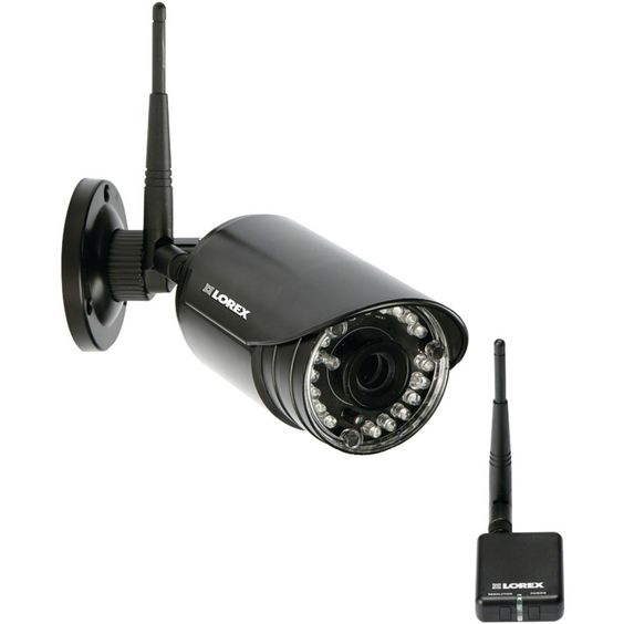 Lorex Add-on 720p Security Camera With Bnc Connector For Mpx Hd Dvrs