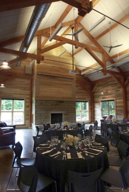 The Lodge At Bryce Canyon Dining Room: Lodge At Allardale, Medina County Park