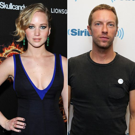 Pin for Later: Hold Up — Are Jennifer Lawrence and Chris Martin Dating?